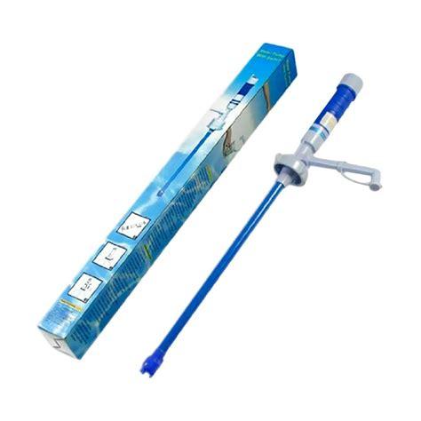 So Cool Pompa Galon Aqua Biru harga pompa ini menggunakan 2 buah baterai pompa aqua