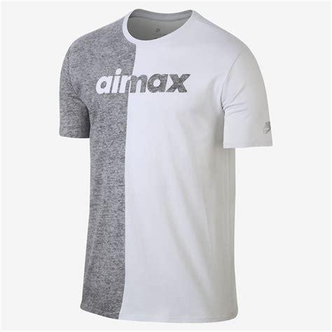 Nike Air Max T Shirt nike sportswear air max s t shirt nike id