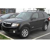 2009 Mazda Tribute Photos Informations Articles
