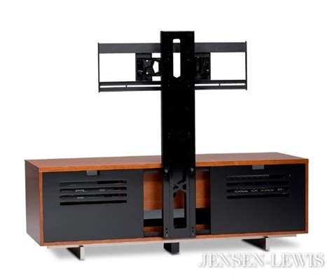 tv console cabinet flat panel mount tv stands large size bdi arena flat panel tv cabinet mount 9970 jensen lewis