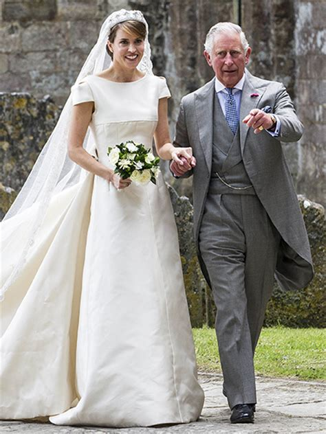Kristik Wedding prince charles gives away best friend s at