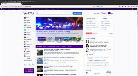 Yahoo Search For Firefox Ditches Default Search For Yahoo