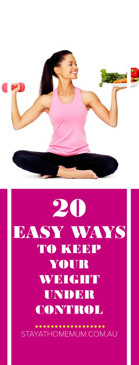 12 Easy Ways Not To Put Weight During Holidays by 20 Easy Ways To Keep Your Weight
