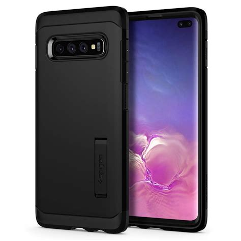 Samsung Galaxy S10 99 by Galaxy S10 Plus Genuine Spigen Heavy Duty Tough Armor Cover For Samsung