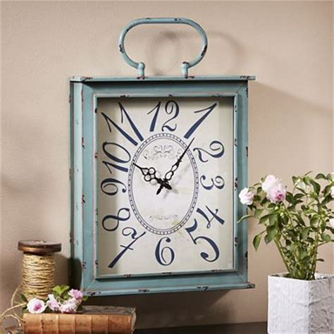 Seventh Avenue Home Decor by Distressed Clock From Seventh Avenue 725627