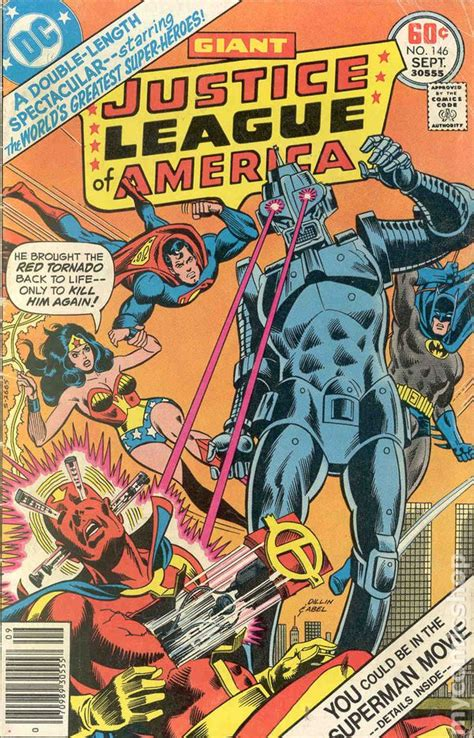 justice league the of the books justice league of america comic books issue 146