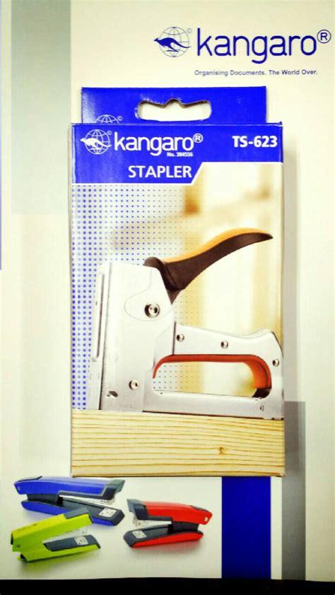 Kangaro Guntacker Ts 623 jual kangaro stapler hekter gun tacker ts 623 23 6