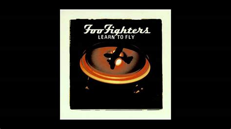 learn to fly testo foo fighters learn to fly