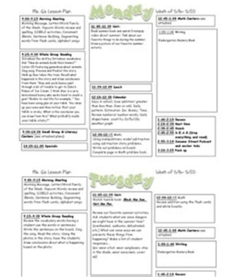 morning meeting lesson plan template lesson plan exle morning meeting ideas