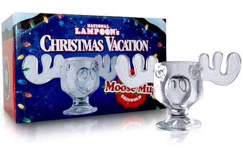 christmas vacation glass moose mug dudeiwantthat com