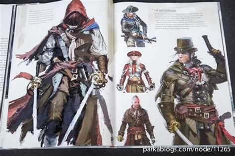 the art of assassins book review the art of assassin s creed unity parka blogs
