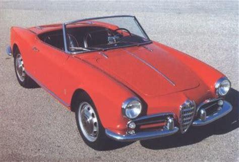 Alfa Af09 4 Time Original 1 1954 1965 alfa romeo giulietta and giulia performance 1954 1965 alfa romeo giulietta and