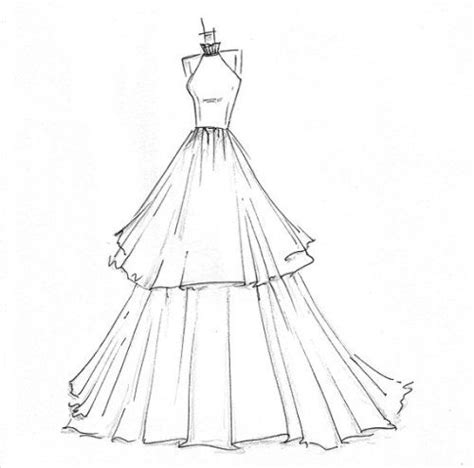 how to design a dress 25 best ideas about dress design sketches on pinterest