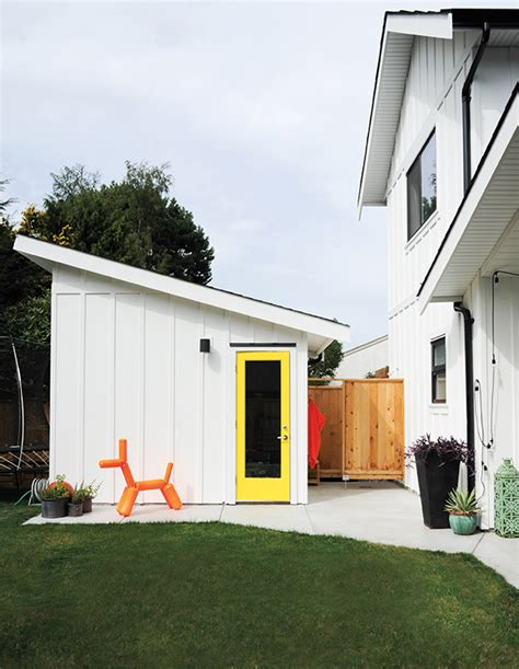 Yellow Shed Paint by 15 Yellow Paint Ideas To Brighten Up Your Home
