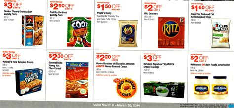costco printable grocery coupons costco coupons march 6 march 30 2014 coupons online
