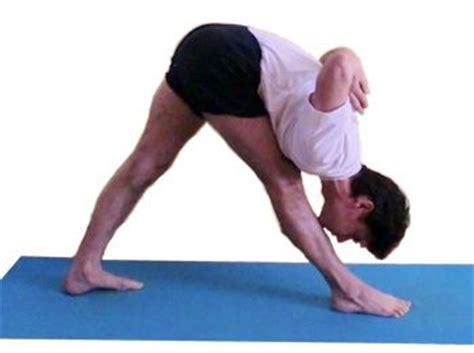 tutorial yoga iyengar parsvottanasana step by step iyengar yoga asanas