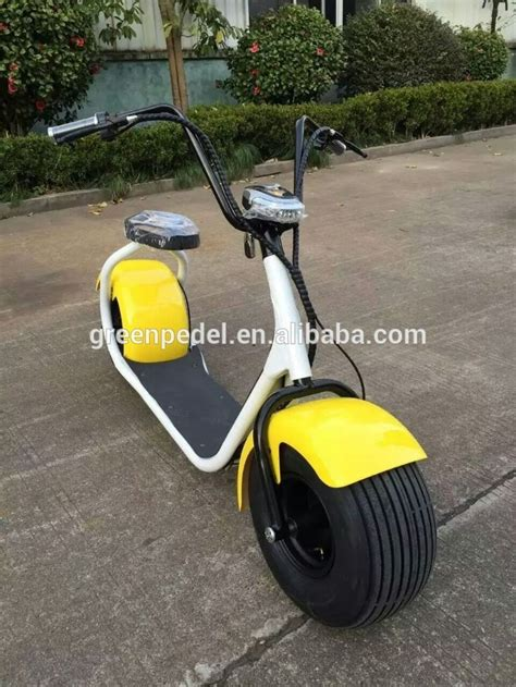 genis lastik elektrikli scooter elektrikli motosiklet