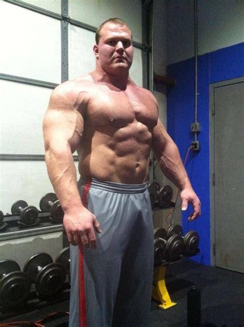 Bench Press 500 Pounds Derek Poundstone Strong Man Strongman Body Building