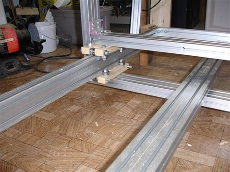 backyard workshop ideas 55 best images about alu extrusion linear bearings cnc on pinterest