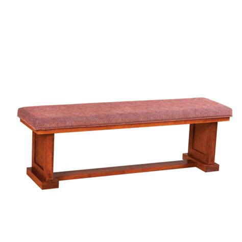 bench cloth stanford bench home envy furnishings solid wood