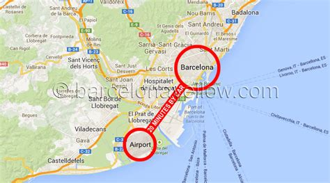 barcelona airport to city centre barcelona 2017 how to get from barcelona airport to city