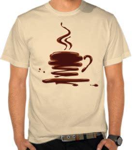 Kaos I Drink Coffee jual kaos makanan minuman satubaju kaos distro