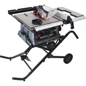 porter cable pcb222ts 10 in 15 site table saw