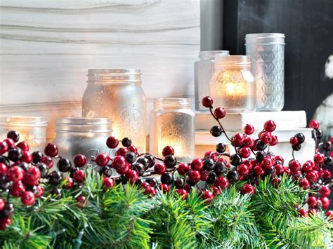 25 indoor christmas decorating ideas hgtv