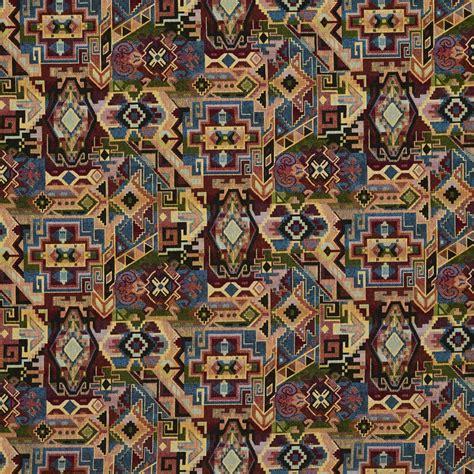 novelty upholstery fabric southwest patterned woven novelty upholstery fabric by the