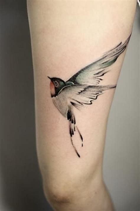 90 Astonishing Bird Tattoos Bird Tattoos For