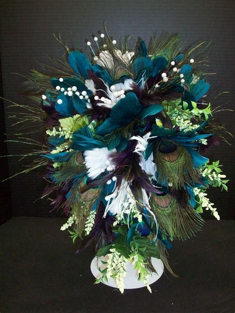 peacock feathers centerpieces best 20 peacock centerpieces ideas on