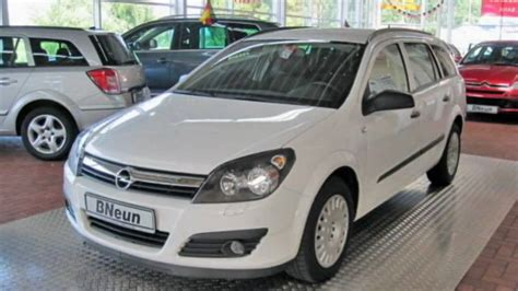Opel Astra Caravan by 2016 Opel Astra H Caravan Pictures Information And