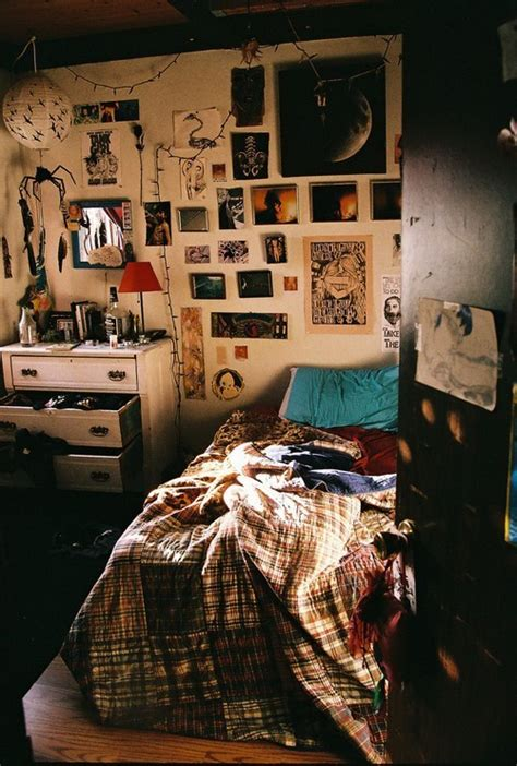 hipster bedroom tumblr grunge room on tumblr