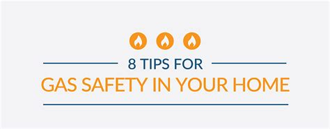 8 Tips For by 8 Tips For Gas Safety In Your Home Catertek
