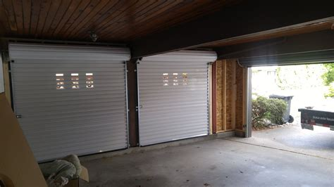 Roll Up Garage Doors With Windows Roll Up Garage Doors In Richmond Smart Garage