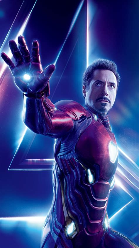 infinity war iron man wallpapers iphone