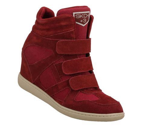 skechers wedges sneakers buy skechers s skch plus 3 shoes this s