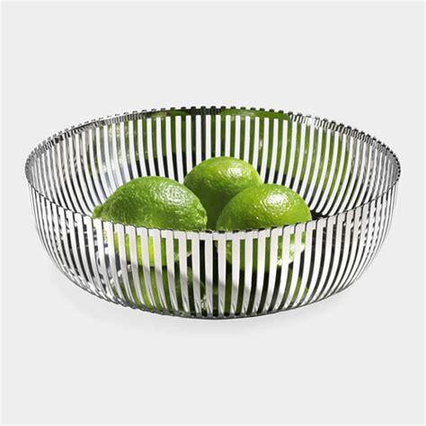 modern fruit basket furniture design iroonie com alessi fruit basket by pierre charpin 9 inch dia pch02 23
