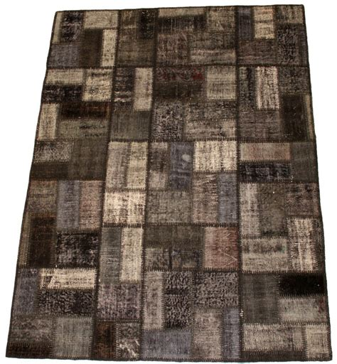 Carpet Patchwork - patchwork vintage carpet 230 x 170 cm rugs