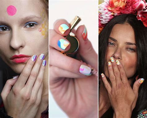 2015 nail trends for older women spring summer 2015 nail trends fashionisers