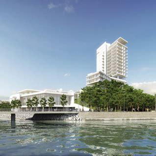 richard meier s first project in south korea is a construction begins on first richard meier partners