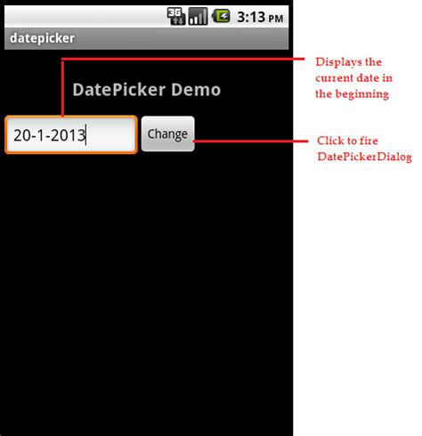how to add edittext and icon in dialog listview android how to create a datepickerdialog in android