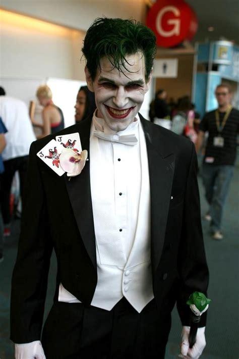 awesome joker costume halloween costumes pinterest