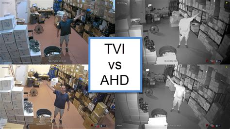 Tukar Tambah Cctv Analog Upgrade To Hd tvi vs ahd what is the best hd security type