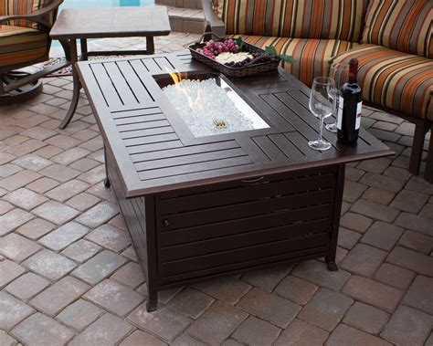 propane outdoor firepits outdoor propane pits