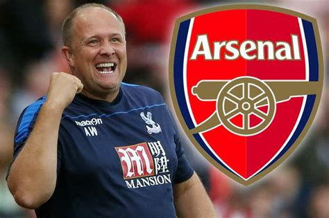 arsenal coach arsene wenger set to bring in goalkeeping coach andy