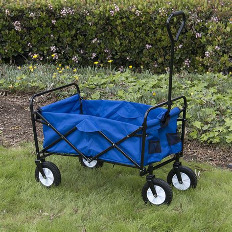 buggy wagen collapsible folding wagon cart garden buggy shopping
