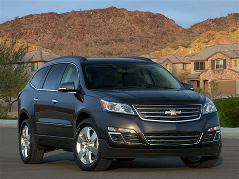 chevrolet crossover 2014 chevrolet traverse price photos reviews features