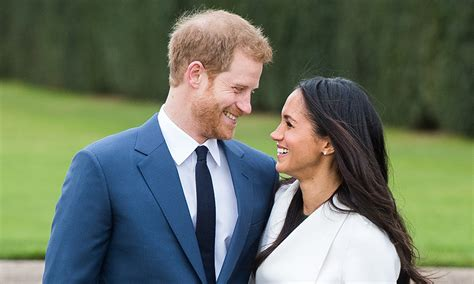 meghan markle and prince harry prince harry and meghan markle s wedding month is no