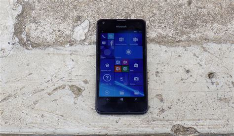 lumia review the microsoft lumia 550 review windows 10 mobile experience